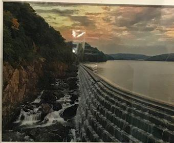 """Autumn At The Croton Dam"""