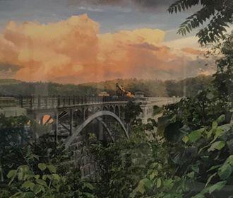 """""""Sunset Spilling Dam"""""""