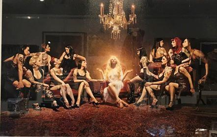 """""""Variation On The Last Supper"""""""